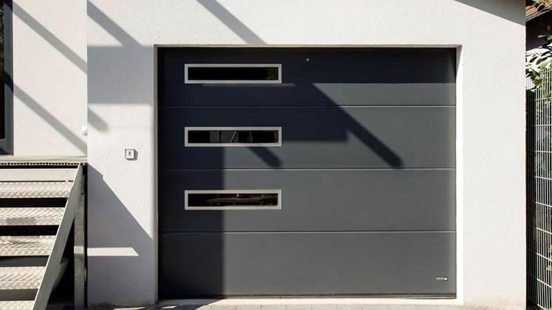 Ворота гаражная автоматика