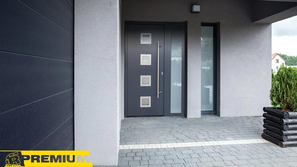 Купить элитные входные двери Ритерна в Киеве