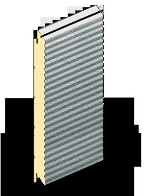 Цвета панелей RAL