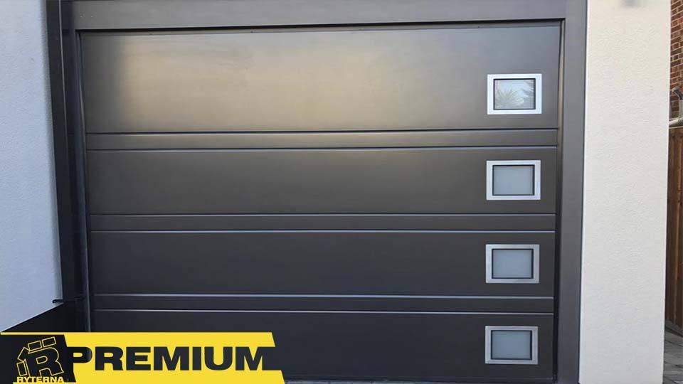Доступная цена на гаражные ворота в киеве с установкой и монтажем