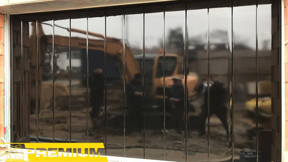 Купить боковые гаражные ворота Ритерна в Киеве