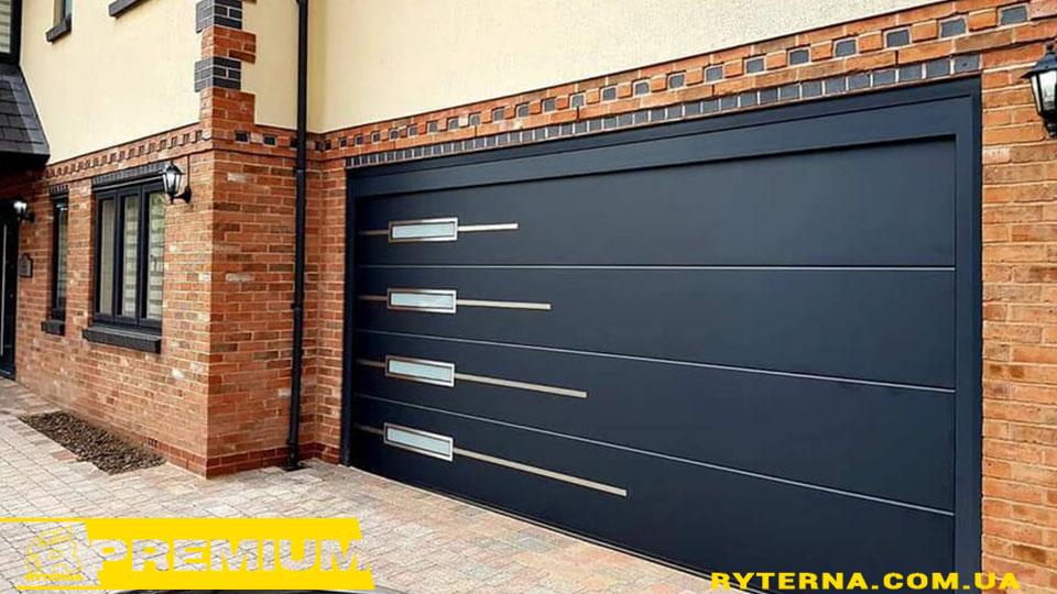 Покупайте автоматические ворота в гараж с гарантией R-Premium